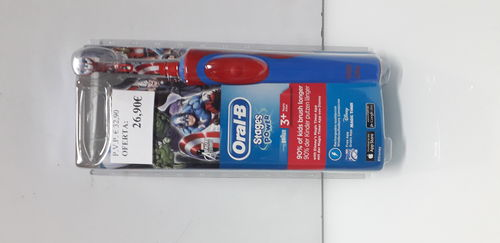 ORAL-B STAGES POWER (OUTLET)