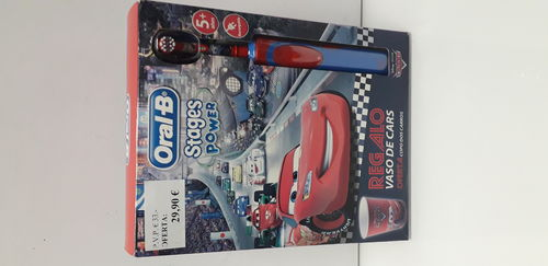 ORAL-B STAGES CARS (OUTLET)